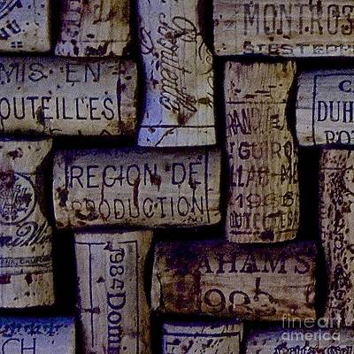 Photograph - French Corks by Anthony Jones