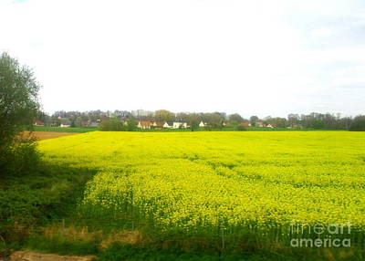 Photograph - French Countryside 3 by Randall Weidner