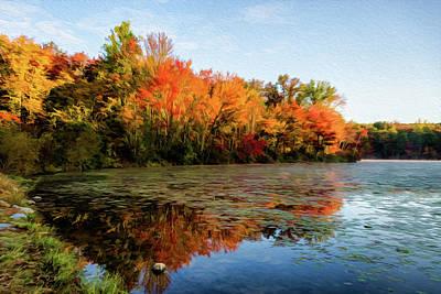 Photograph - French Creek 15-025 by Scott McAllister