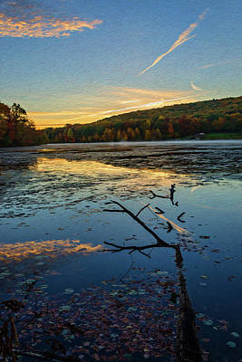 Photograph - French Creek 15-114 by Scott McAllister