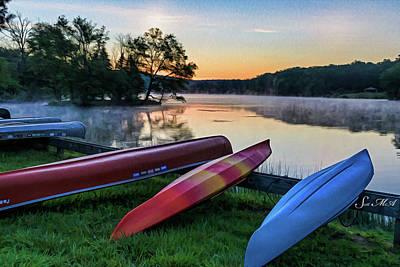 Photograph - French Creek 17-015 by Scott McAllister