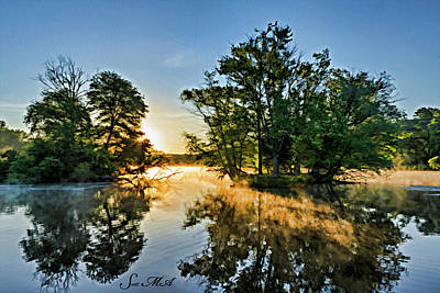 Photograph - French Creek 17-029 by Scott McAllister