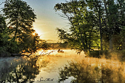 Photograph - French Creek 17-038 by Scott McAllister