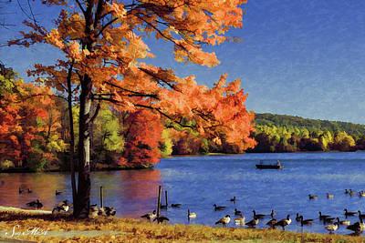 Photograph - French Creek 2066 by Scott McAllister