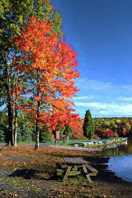 Photograph - French Creek 2067 by Scott McAllister