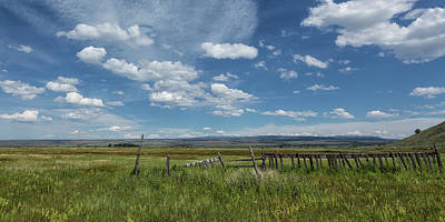 Keith Richards - French Glen View panoramic by Belinda Greb