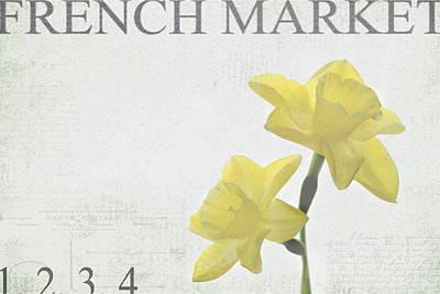 Dafs Photograph - French Market Series B by Rebecca Cozart