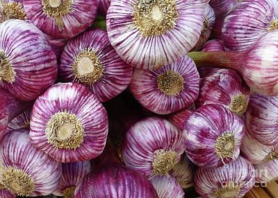 Photograph - French Onions by Barbie Corbett-Newmin