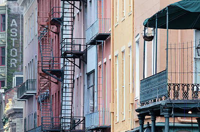 Photograph - French Quarter Colors by Jim Shackett