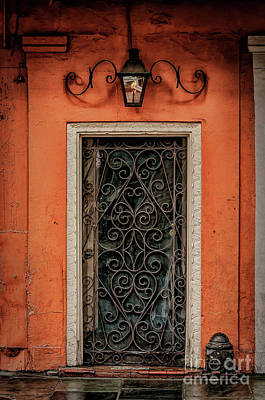 Photograph - French Quarter Doorway by Kathleen K Parker