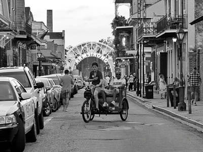 Photograph - French Quarter by Rosanne Licciardi