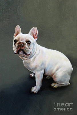 Painting - Frenchy by Meridith Martens