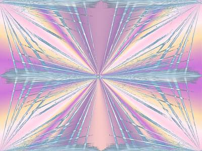 Frenzy Digital Art - Frenzied by Tim Allen