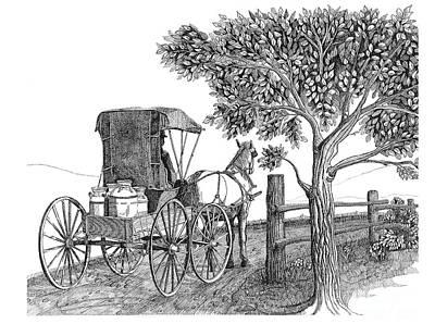 Fresh And Early Art Print