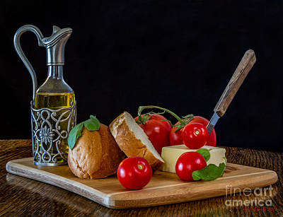 Photograph - Fresh Appetizers by Sue Karski