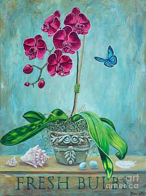 Fresh Bulbs Original by Danielle  Perry