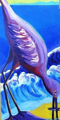 Painting - Fresh Catch Sanibel Island by Debra Bretton Robinson