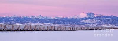 Photograph - Fresh Colorado Snow by Ronda Kimbrow