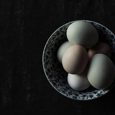 Photograph - Fresh Eggs by Beverly Cazzell