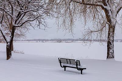 Fresh Fallen Snow Print by James BO Insogna
