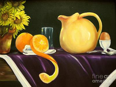 Painting - Fresh Is Best by Carol Sweetwood