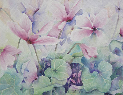 Painting - Fresh by Lisa Vincent