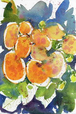 Painting - Fresh Pick No.56 by Sumiyo Toribe