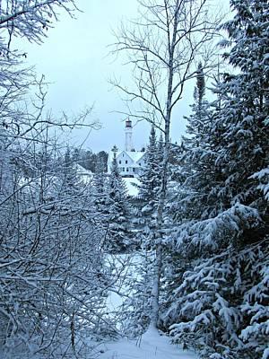 Photograph - Fresh Snow by Greta Larson Photography