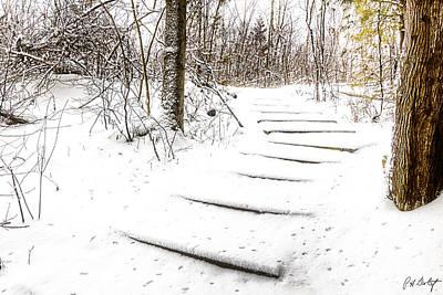 Fresh Snow Original by Phill Doherty