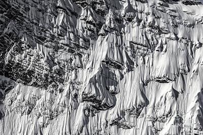 Photograph - Fresh Winter Drapery by Brad Allen Fine Art