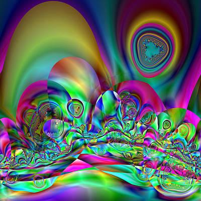 Digital Art - Freshivers by Andrew Kotlinski