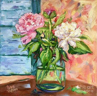 Painting - Freshly Picked by Patsy Walton