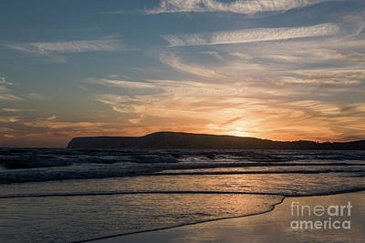 Photograph - Freshwater Bay Sunset by Clayton Bastiani