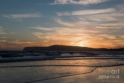 Photograph - Freshwater Bay Sunset by Clayton Bastiani