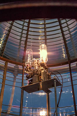 Photograph - Fresnel Lens by Mary Almond