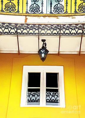 Photograph - Fretwork And Window by Frances Ann Hattier