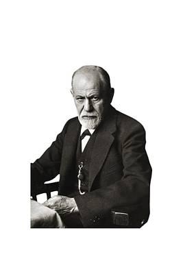 Psychoanalyst Photograph - Freud Stare by David Webb