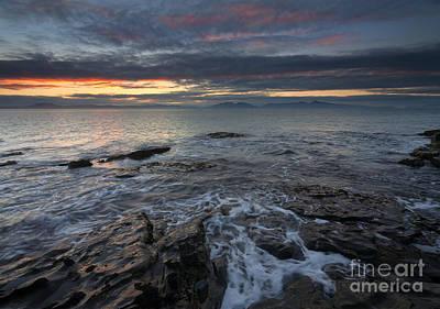 Daybreak Photograph - Freycinet Dawn Breaking by Mike Dawson