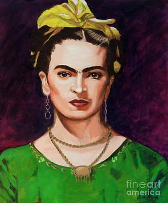 Frida Kahlo Original