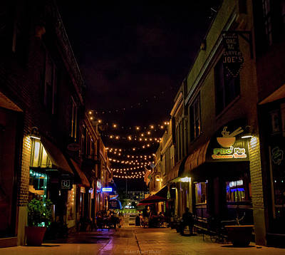 Photograph - Friday Night Alley by Ant Pruitt