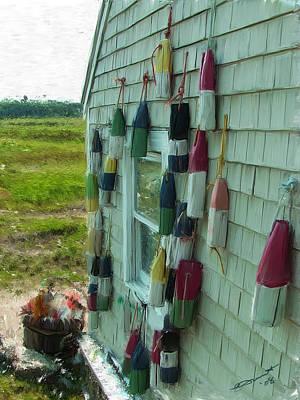 Painting - Fried Clams by Eddie Durrett