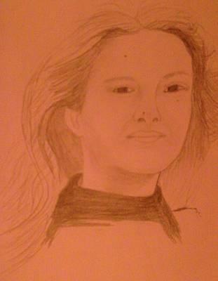 Drawing - Friend by Helen Vanterpool