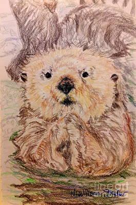 Friend Otter Original