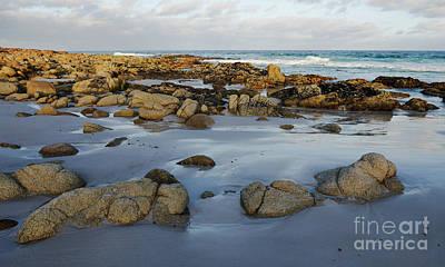 Photograph - Friendly Beach Sunrise by Lexa Harpell
