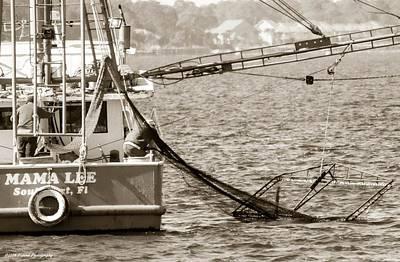 Photograph - Friendly Fisherman by Debra Forand