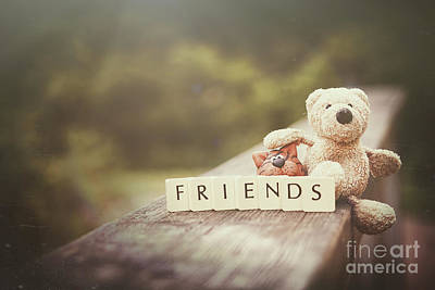 Photograph - Friends by Giuseppe Esposito