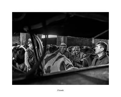 Photograph - Friends by Joseph Amaral