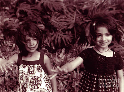 Photograph - Friends by Mukta Gupta