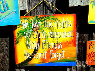 Photograph - Friends We Can't Forget by Ed Weidman
