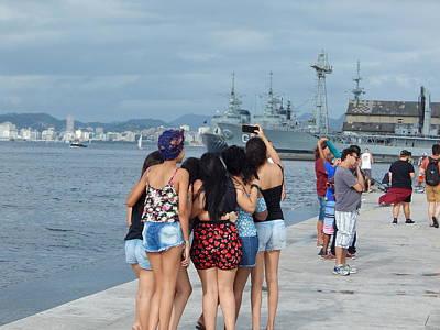Photograph - Friendship by Beto Machado